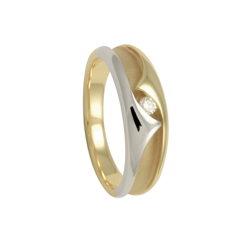 Cadman Catalog 5-2.5mm 5585 Ladies Tapered Wedding Band