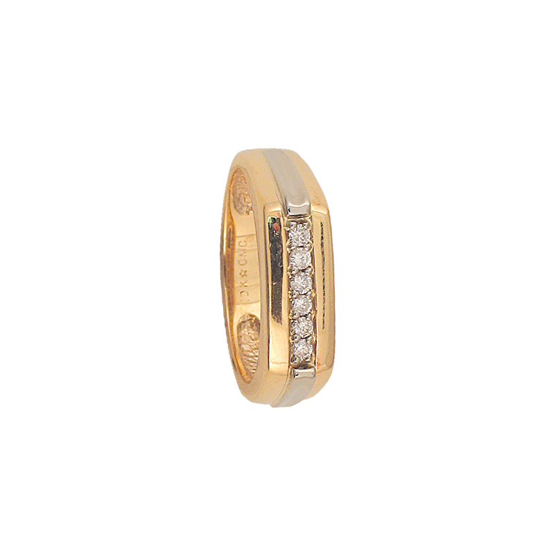 Cadman Catalog 6.5mm 5554 Mens Tapered Wedding Band