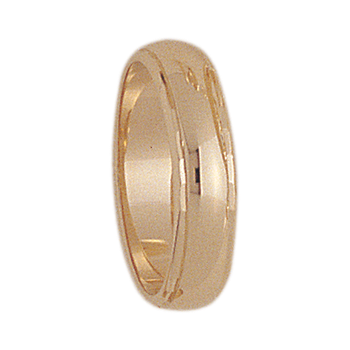 500C Ladies Wedding Band