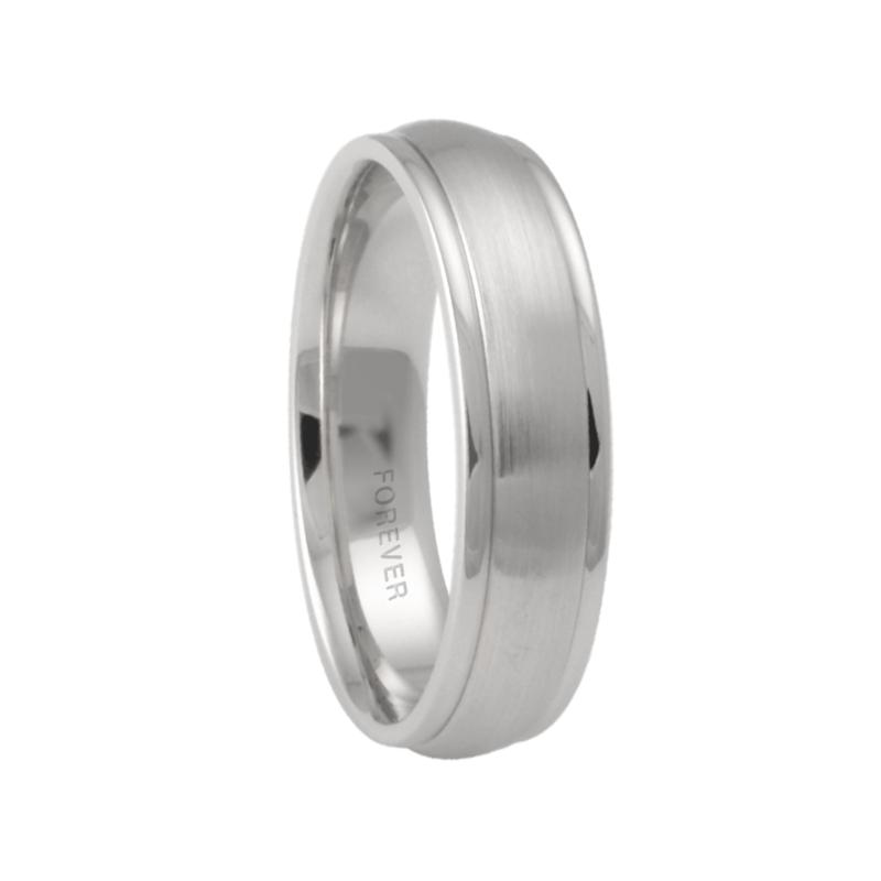 Cadman Catalog 6mm 6T58 Mens Comfort Curve Wedding Band