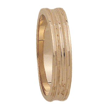 6mm 2T84 Mens Wedding Band
