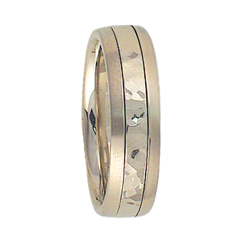 5mm 6T57 Ladies Comfort Curve Wedding Band