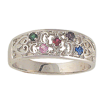 Family Ring F2537-GEN