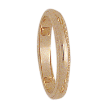 400B Ladies Wedding Band
