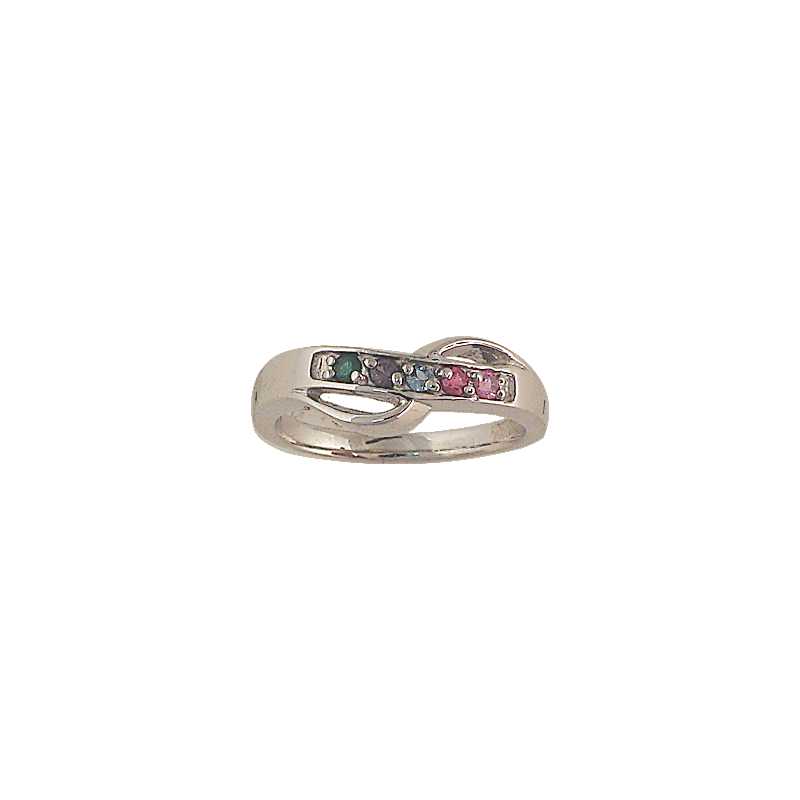 Cadman Catalog Family Ring F2556