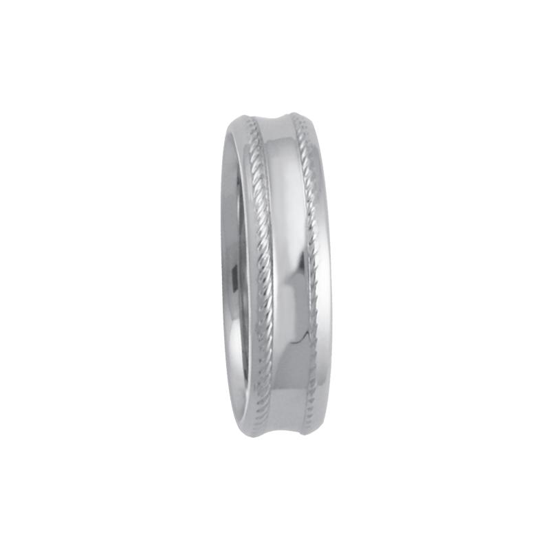 Cadman Catalog 5mm 6T85 Ladies Comfort Curve Wedding Band