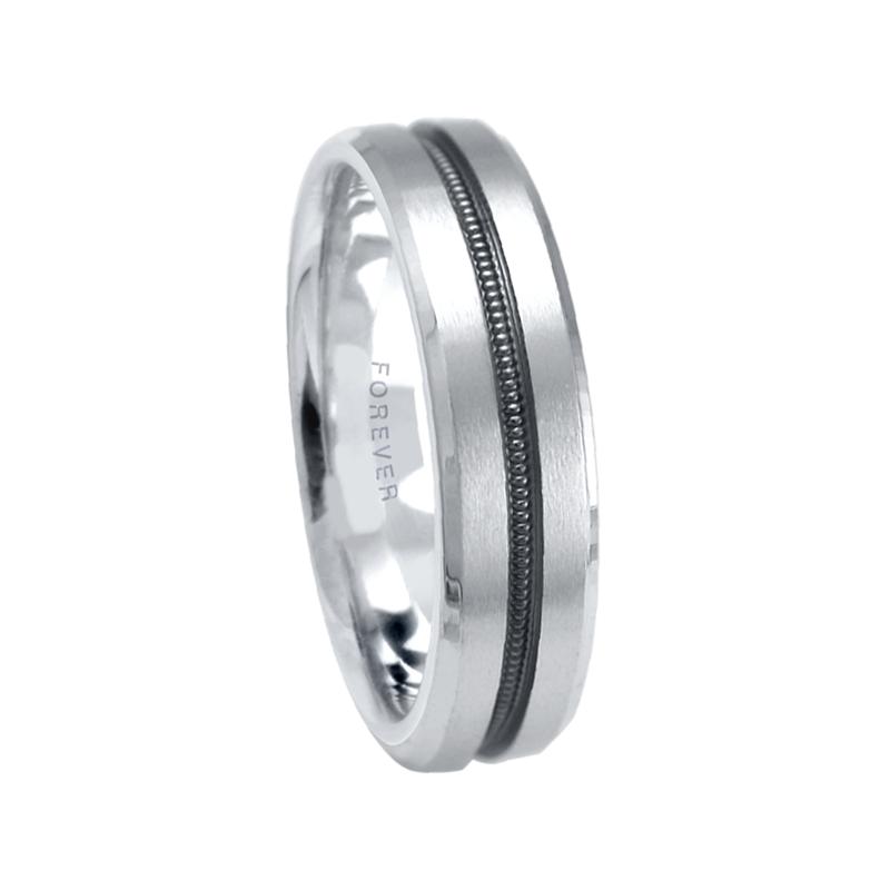 Cadman Catalog 6mm 1T078 MensComfort Curve  Wedding Band