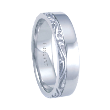 5mm 6T79 Ladies Comfort Curve Wedding Band