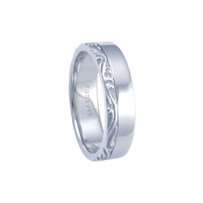 Cadman Catalog 5mm 6T79 Ladies Comfort Curve Wedding Band