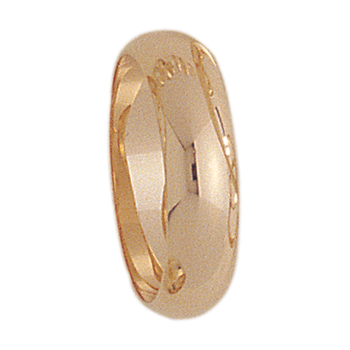 5mm 500 Ladies Tiffany Wedding Band