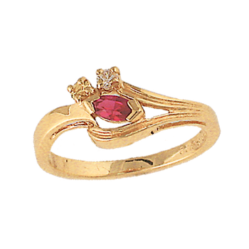 Daughter's Pride Ring 2070