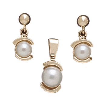Earring & Pendant PP24