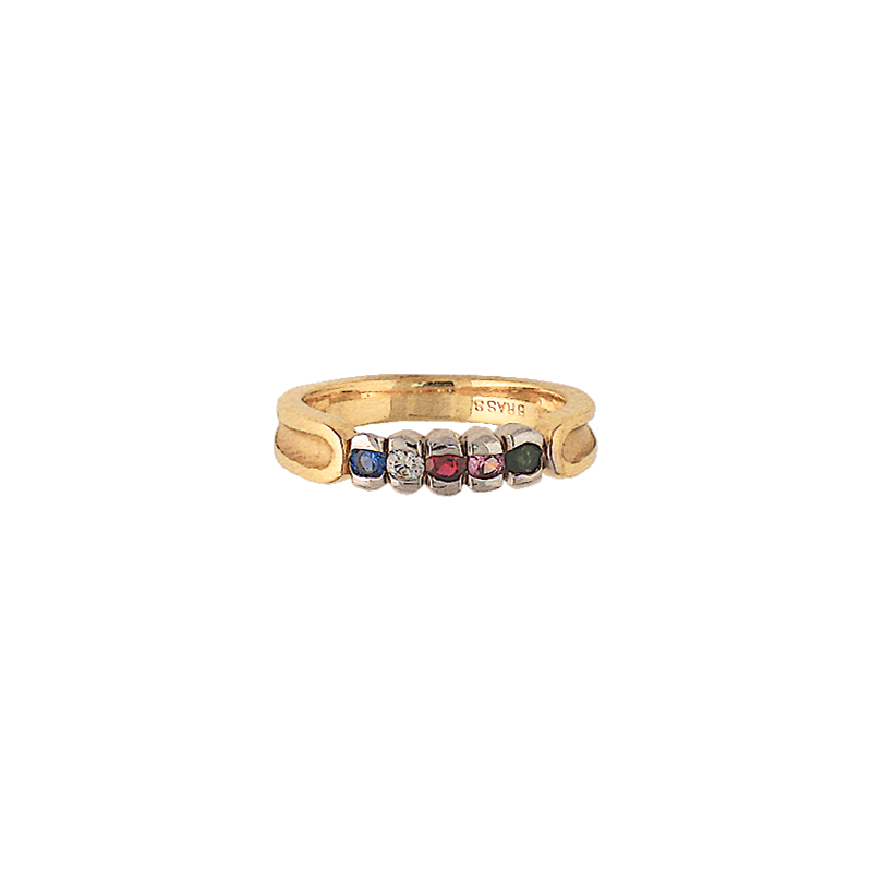 Cadman Catalog Family Ring F2575