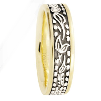 6.5mm 5690 Ladies Aboriginal Series Band