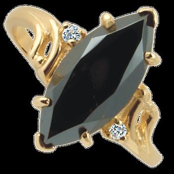 Hematite Ring 1302