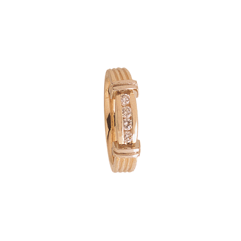 Cadman Catalog 4mm 5271A Ladies Tapered Wedding Band