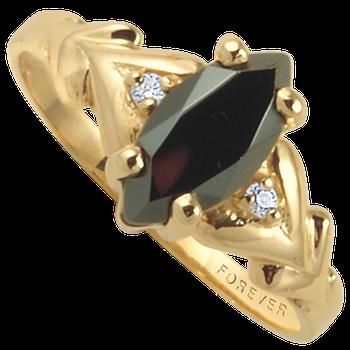 Hematite Ring 1304