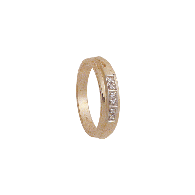 Cadman Catalog 6mm 4920 Mens Tapered Wedding Band