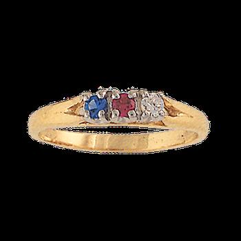 Daughter's Pride Ring 1879-GEN