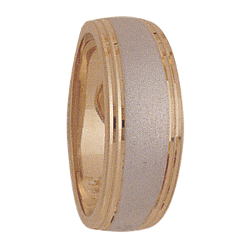 7mm 5054 Ladies Tapered Wedding Band