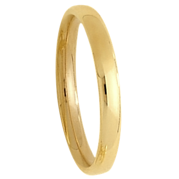 3mm 3T18 Tiffany Comfort Curve Mens Wedding Band