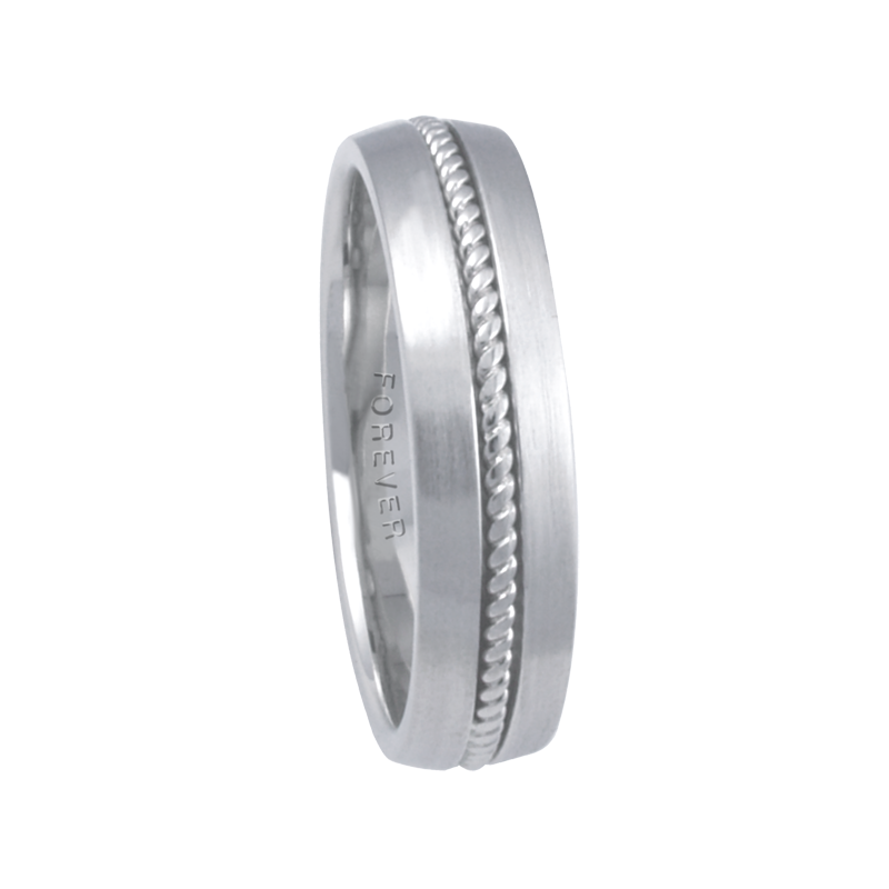 Cadman Catalog 6mm 7T10 Mens Comfort Curve Wedding Band