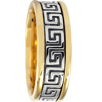 7.5mm 5310 Mens Celtic Wedding Band