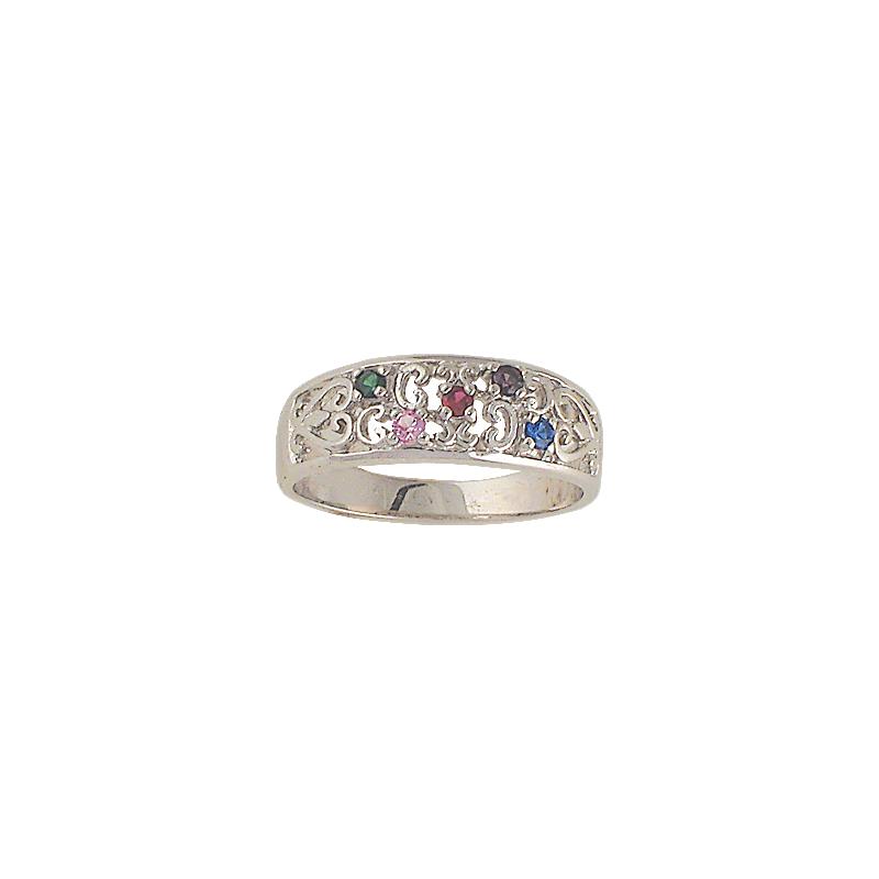 Cadman Catalog Family Ring F2537