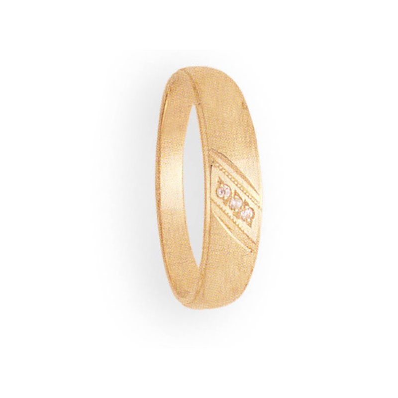 Cadman Catalog 6mm 9P46 Mens Tapered Wedding Band