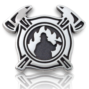 Firefighters Lapel Pin LP-FF6