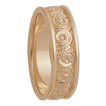6mm 5132 Ladies Wedding Band