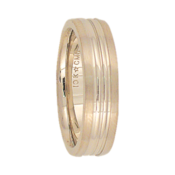 5mm 6T49 Ladies Comfort Curve Wedding Band