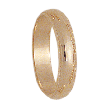 500B Mens Wedding Band