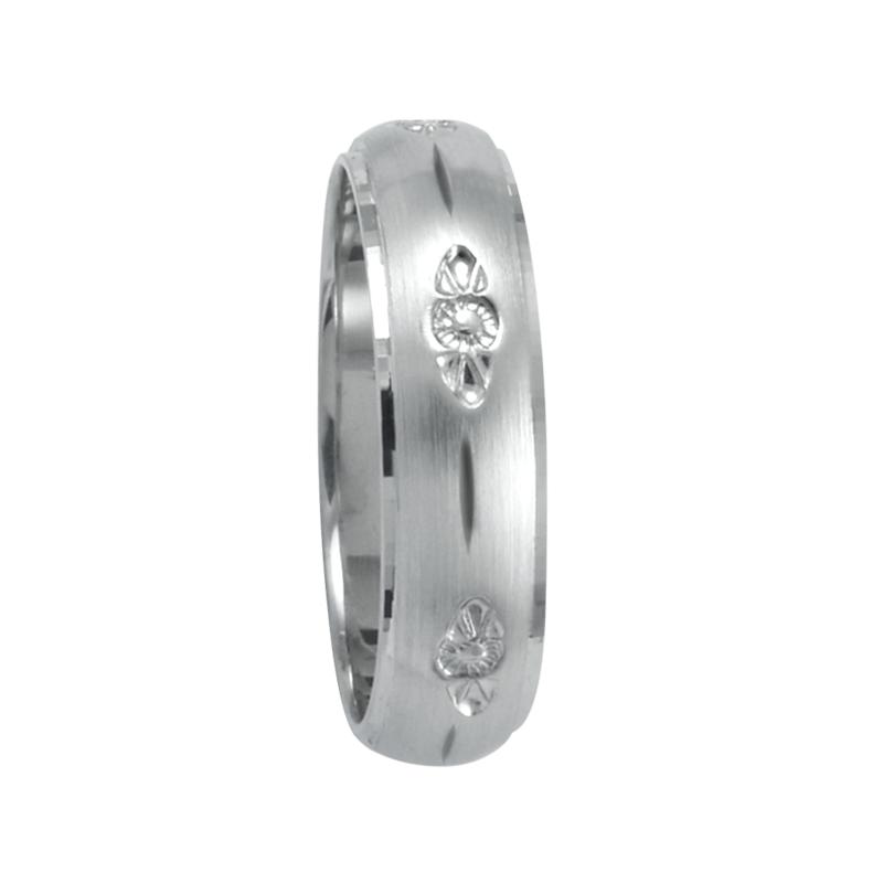 Cadman Catalog 6mm 1T076 Mens Comfort Curve Wedding Band