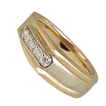 6mm 5377 Ladies Wedding Band
