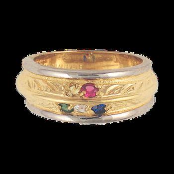 Family Ring F2576