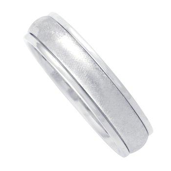 6mm 1T070 Mens Comfort Curve Wedding Band