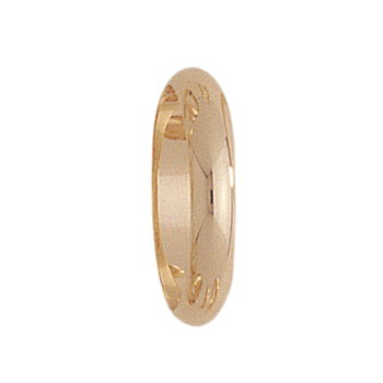 3mm 3001 Mens Light Weight Tiffany Wedding Band