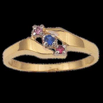 Daughter's Pride Ring 1895