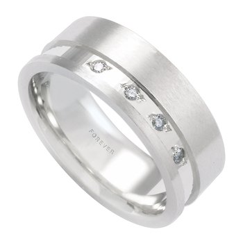 7mm 1T032 Ladies Comfort curve Wedding Band
