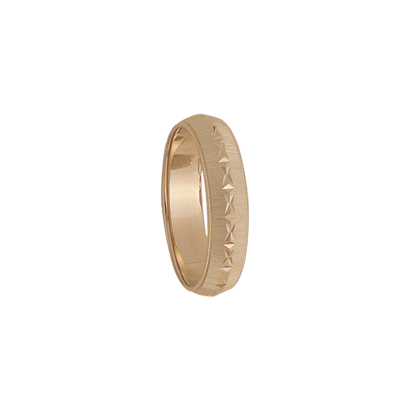 Cadman Catalog 6mm 7T28 Mens Wedding Band