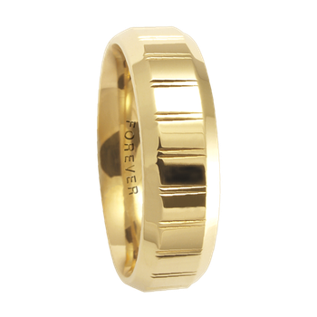 6mm 7T40 Ladies Comfort Curve Wedding Band