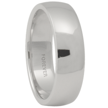 7mm Wide Ladies Premium Series  Wedding Band