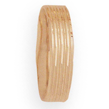 6mm 3T72 Man's Comfort Curve Wedding Band