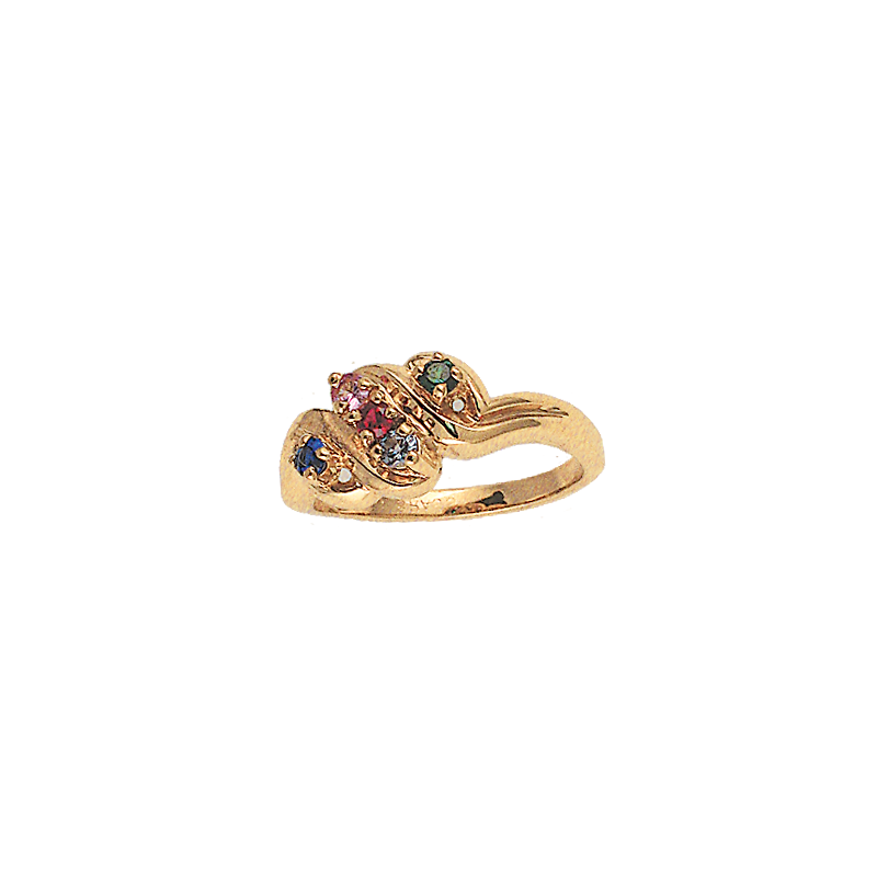 Cadman Catalog Family Ring F2553