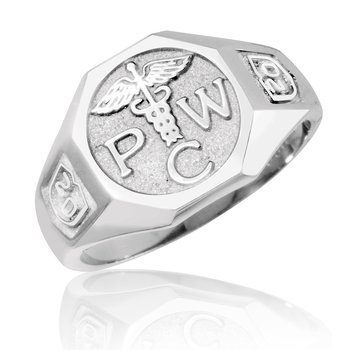 PCW Ring white