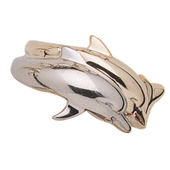 Ladies Dolphin Ring DD72P