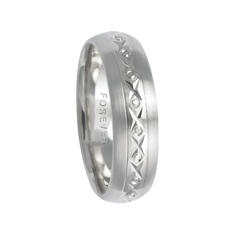 Cadman Catalog 6mm 7T74 Mens Comfort Curve Wedding Band