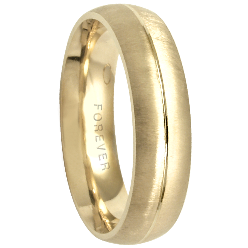 Cadman Catalog 5mm 7T38 Mens Comfort Curve Wedding Band