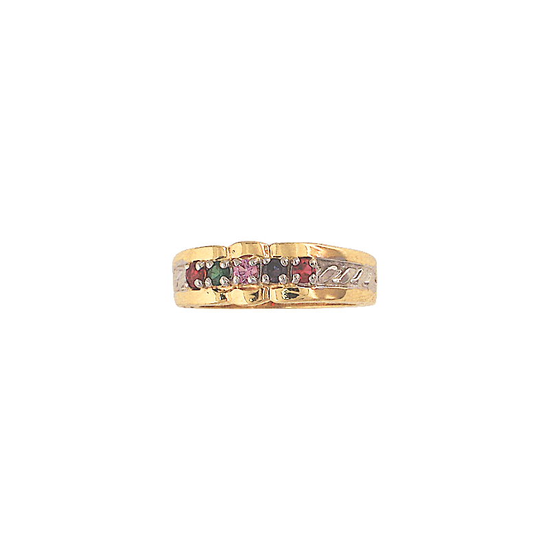 Cadman Catalog Family Ring F2582
